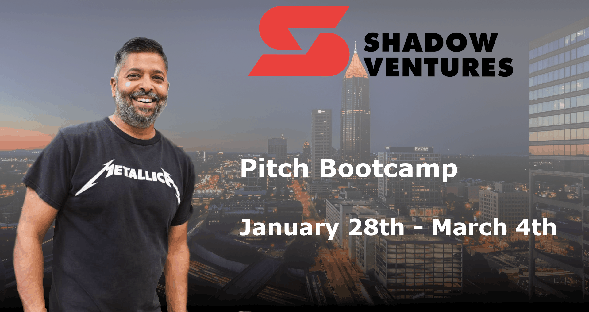 Startup Bootcamp with KP Reddy: The Pitch